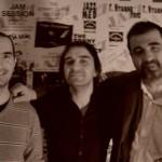 with George Kontrafouris and Christos Asonitis